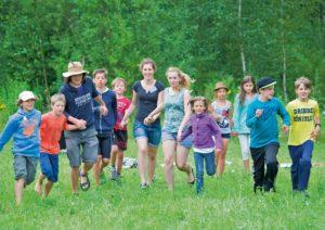 Freizeit Kindercamp Leipzig 2019